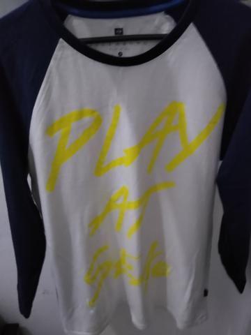 Camisa Billabong Manga Longa