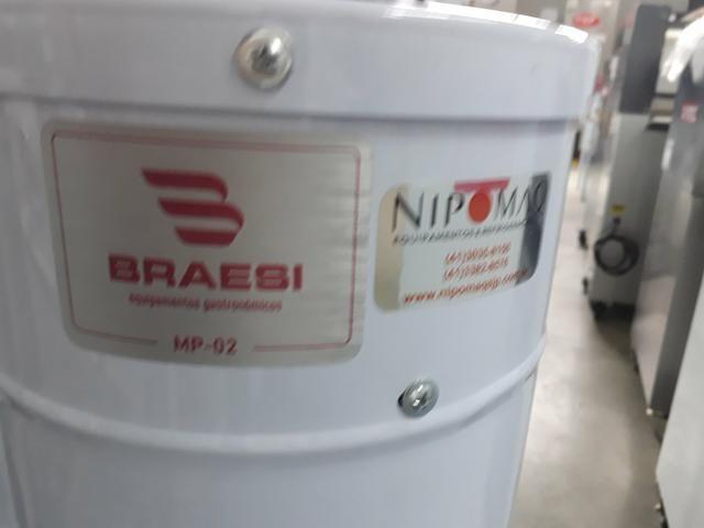 MP-02 Moinho de pão Braesi - Foto 4
