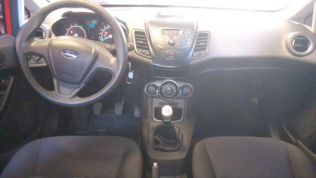 Ford/ New Fiesta Hatch 1.5 14/15 completo - Foto 7