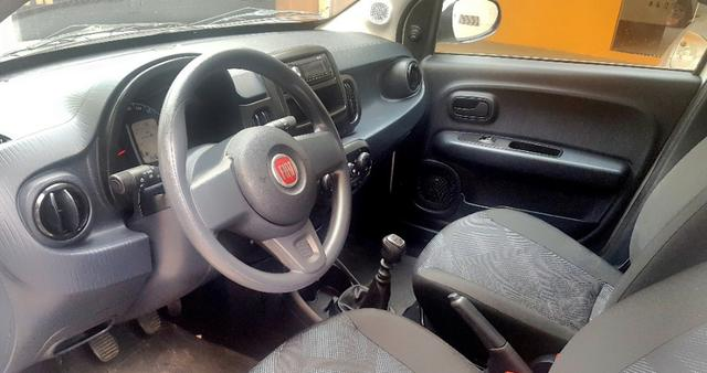 Fiat Mobi 1.0, like, 2018, baixo km, financio!!! - Foto 3