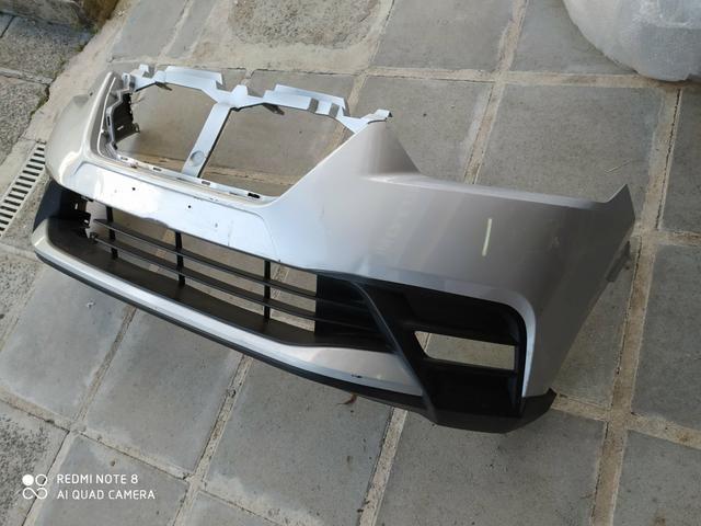 Parachoque Dianteiro Nissan Kicks Original Modelo sem Tampa Reboque Quadrada - Foto 4