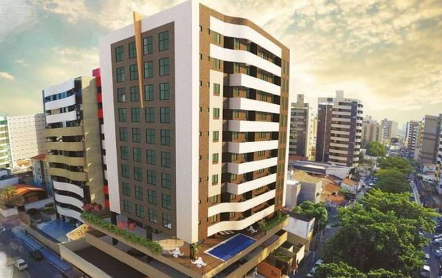 Apartamento na Ponta Verder, 2 quartos na Rua Prof. Sandoval Arroxelas - Foto 3