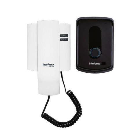 Porteiro Eletrônico Interfone Residencial Ipr 8010