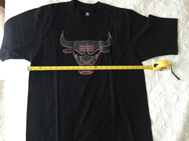 Camiseta Chicago Bulls nova original tamanho M - Roupas e calçados ... 38081ecd7de