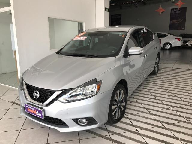 Nissan Sentra fexstart SV 2.0 automático