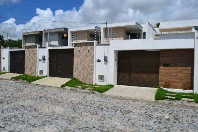 Casas em rua  privativa  no  Eusébio  de Eusébio  3 suítes  - Foto 4