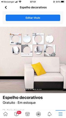 Espelhos p/ decoração - Foto 3