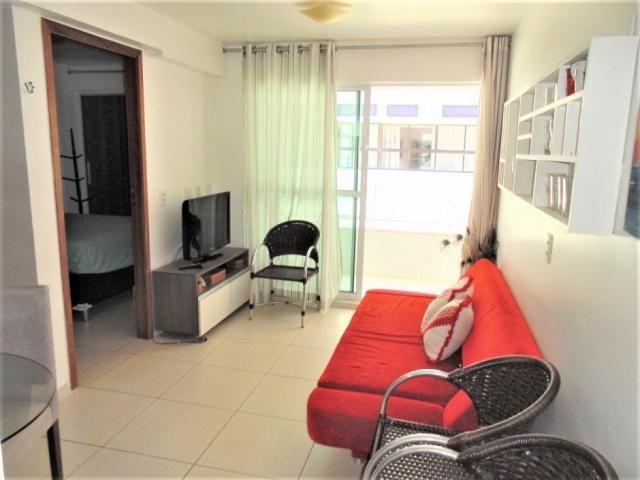 Apartamento para alugar com 1 dormitórios em Tambaú, João pessoa cod:18840 - Foto 5