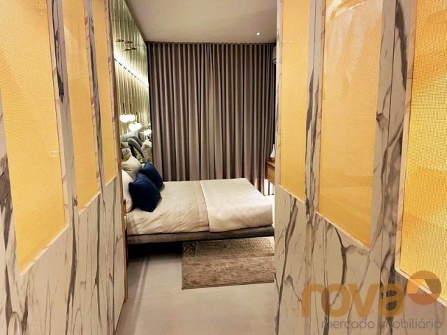 Apartamento à venda com 2 dormitórios em Setor bueno, Goiânia cod:NOV236000 - Foto 17