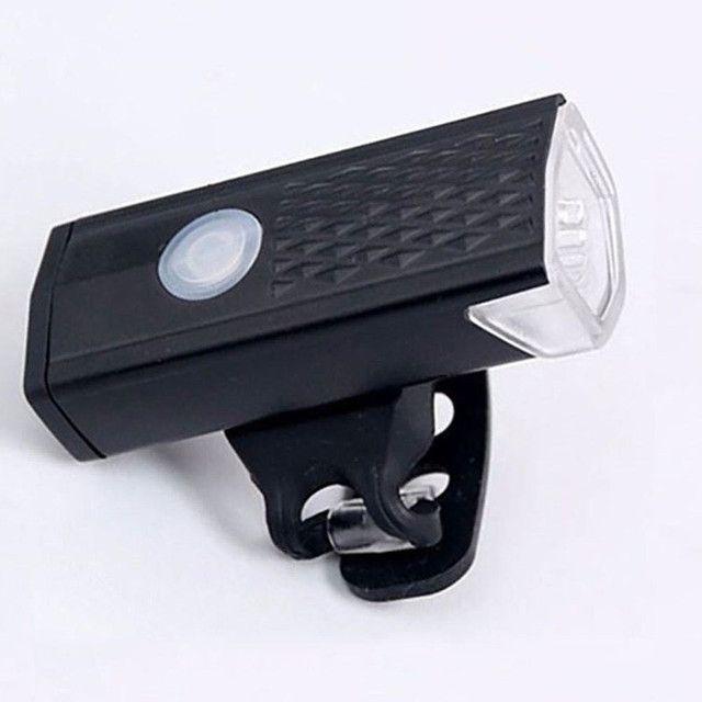 Farol para Bicicleta LED - Foto 4