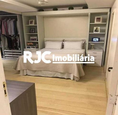 Apartamento à venda com 4 dormitórios em Tijuca, Rio de janeiro cod:MBAP40466 - Foto 18