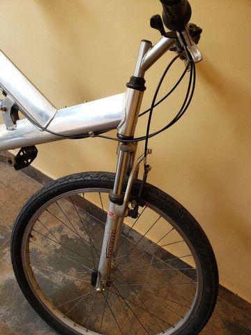 Bike montada aro 26 - Foto 3