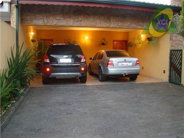 Casa Residencial à venda, Parque São Quirino, Campinas - CA0443.