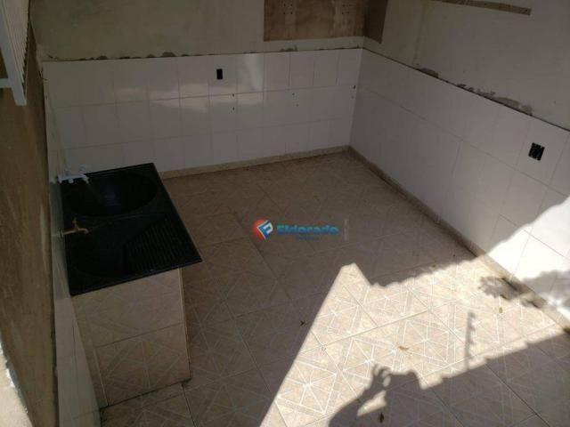 Casa com 2 dormitórios para alugar, 90 m² por R$ 1.200/mês - Parque Gabriel - Hortolândia/ - Foto 16