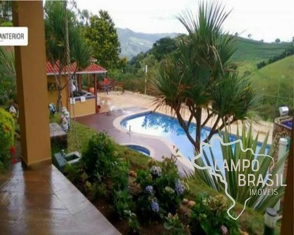 Linda Fazenda no Sul de Minas! Muito conforto e excelentes condições - Foto 3