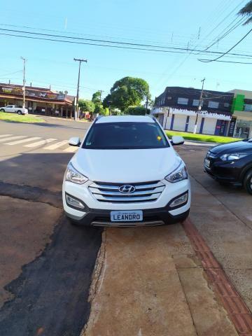 Santa fé 2014/2015 3.3 mpfi 4x4 v6 270cv gasolina 4p automático - Foto 2