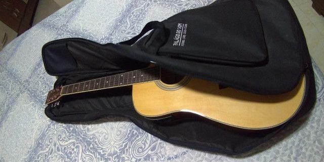 Vendo violão elétrico - Foto 2