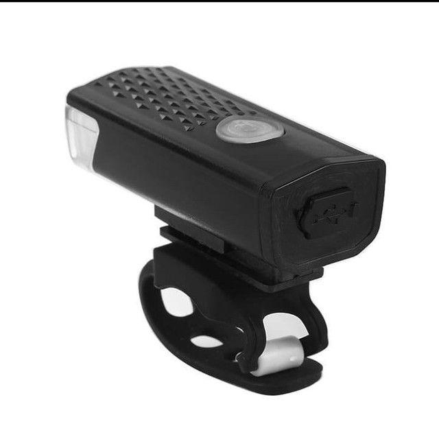 Farol para Bicicleta LED - Foto 3