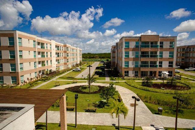 Excelente apartamentos para morar ou investir em muro alto /59m/ 2quartos - Foto 3