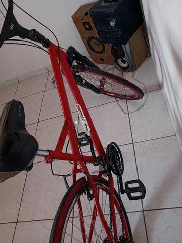 Bicicleta pra vender  - Foto 4