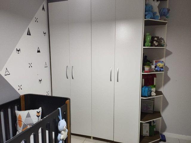 Vila do Pan - 2 quartos - Piso porcelanato !!! 75m² - Foto 10