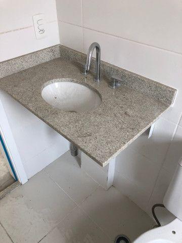 Tampo de Granito Aqualux 95 x 47cm