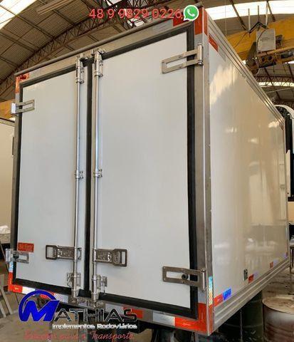 Baú frigorífico para HR ou Kia Bongo Mathias Implementos - Foto 2