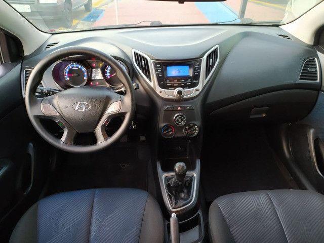 Hyundai HB20S C.Plus/C.Style 1.6 Flex 16V Mec.4p   2014/2014 - Foto 8