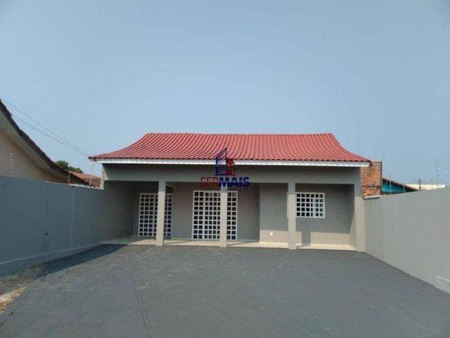 Casa com 2 dormitórios à venda por R$ 230.000 - Jardim Presidencial - Ji-Paraná/RO
