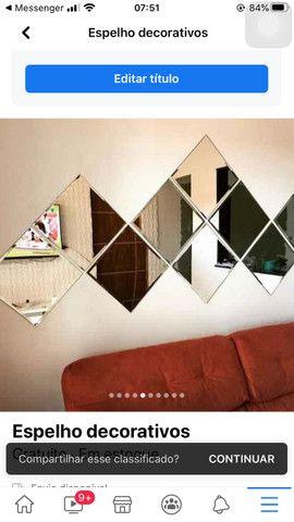 Espelhos p/ decoração - Foto 5
