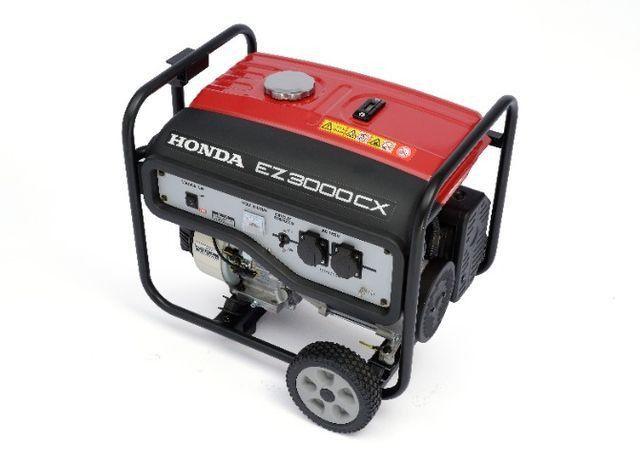 Gerador EZ3000CX LB 3.0KVA 120V Honda - Foto 5