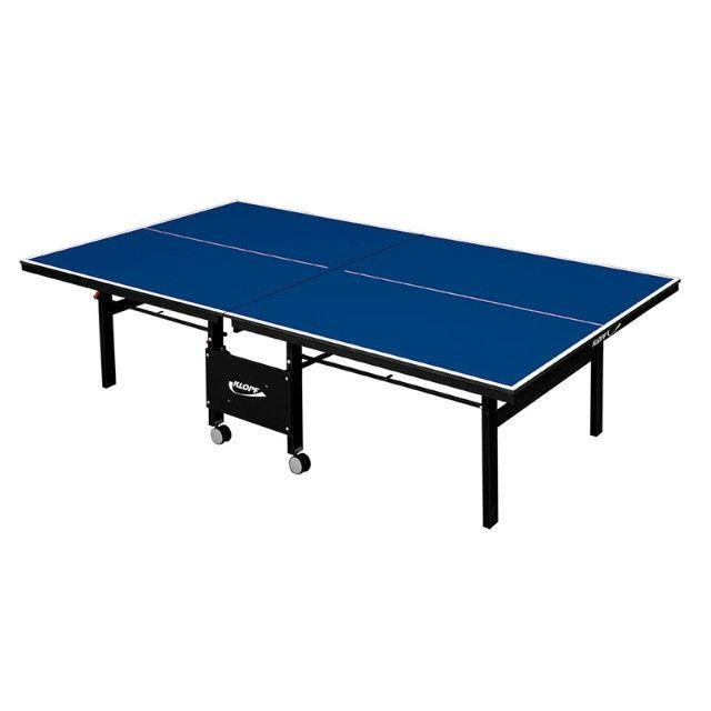 Mesa Ping Pong 18 mm C/ Rodízios e Articulada - Klopf - MDF - 1084