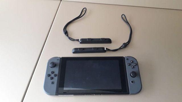 Nintendo Switch - Quase novo. Nunca foi usado