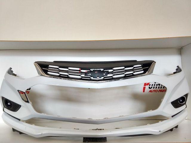 Para-choque Dianteiro Chevrolet Cruze Turbo Sedan Original
