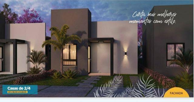 Casa de 2/4 para venda no condomínio Malibu - Foto 2
