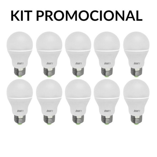 Lampada Super Led 7w Bivolt Branco Frio-Produto Certificado Garantia - Foto 3