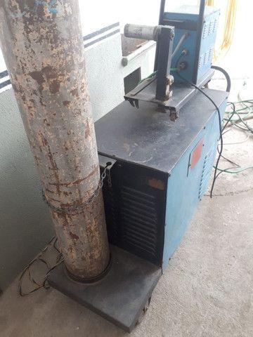 Retificador industrial - maquina de solda - profissional