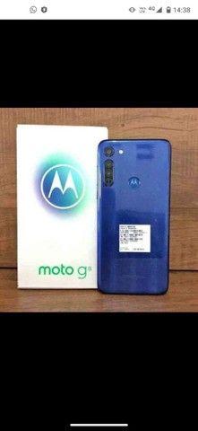 Celular Motorola Moto G8 Power top novinho  - Foto 5