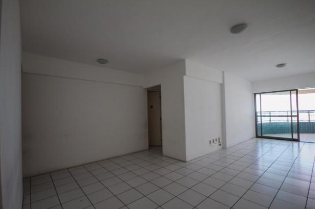 Apartamento com 3 quartos para alugar, 114 m² por R$ 3.760/mês - Boa Viagem - Recife/PE - Foto 2