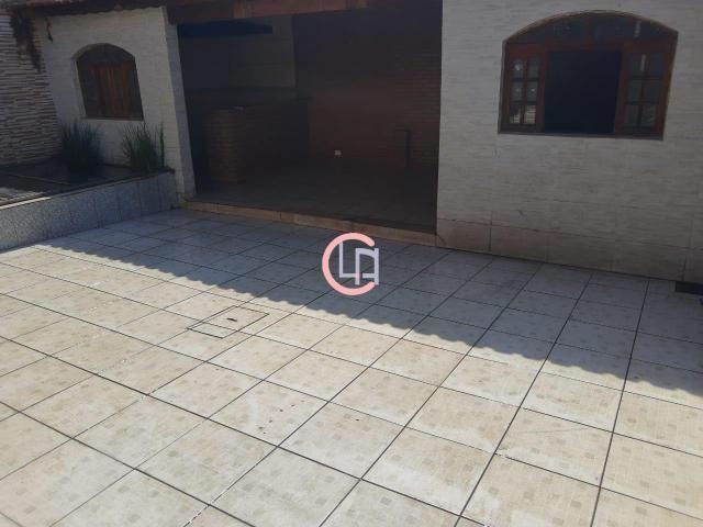 Sobrado para aluguel, 4 quartos, 1 vaga, Parque Oratório - Santo André/SP