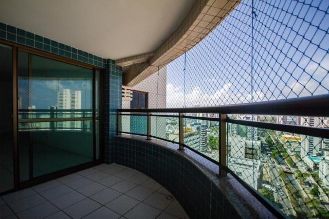 Apartamento com 3 quartos para alugar, 114 m² por R$ 3.760/mês - Boa Viagem - Recife/PE