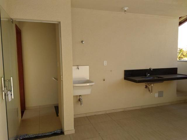 Cobertura, 03 quartos, 01 vagas, 115,33 m², bairro Candelária - Foto 3
