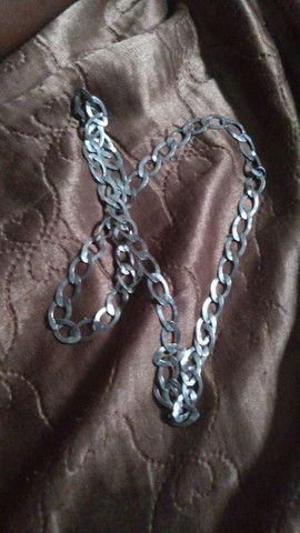 Corrente de prata  - Foto 3