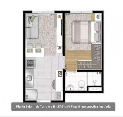 Plano&Reserva Casa Verde - 26 a 37m² - São Paulo, SP - Foto 5