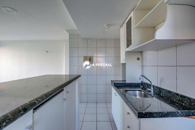 Apartamento para aluguel, 3 quartos, 1 suíte, 1 vaga, Cocó - Fortaleza/CE - Foto 12