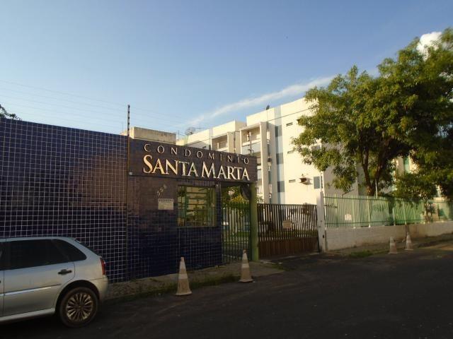 Apartamento no Condomínio Santa Marta no Bairro Ininga, Teresina-PI