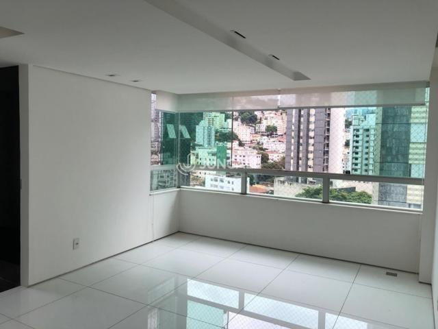 Apartamento à venda, 3 quartos, 1 suíte, 2 vagas, Funcionários - Belo Horizonte/MG - Foto 2
