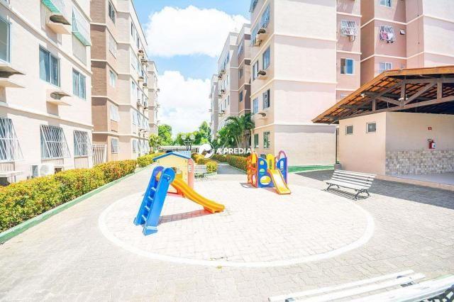 Apartamento para aluguel, 2 quartos, 1 vaga, Tabapuá - Caucaia/CE - Foto 5