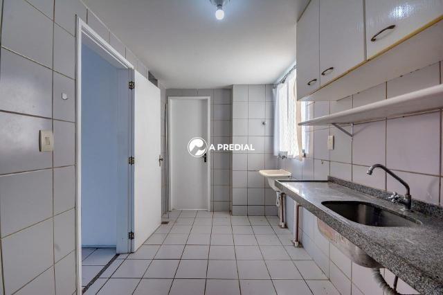 Apartamento para aluguel, 3 quartos, 1 suíte, 2 vagas, Cocó - Fortaleza/CE - Foto 12