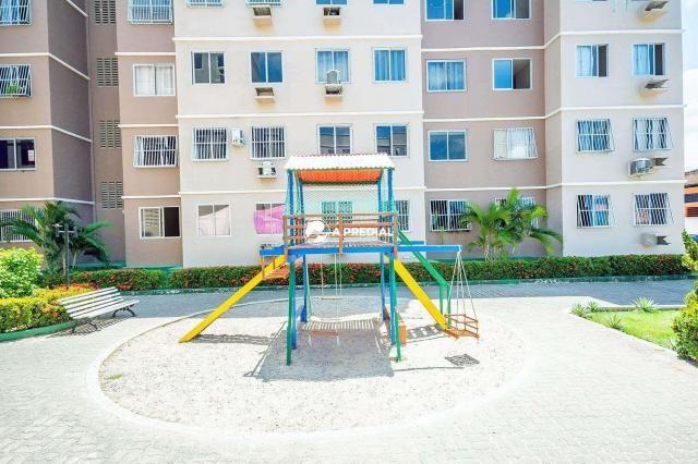 Apartamento para aluguel, 2 quartos, 1 vaga, Tabapuá - Caucaia/CE - Foto 4